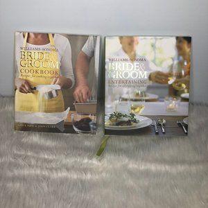 Williams-Sonoma Bride & Groom Cookbook Box Set